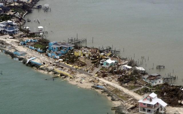 Suman 20 muertos por huracán Dorian en Bahamas - Bahamas inundaciones Dorian agua