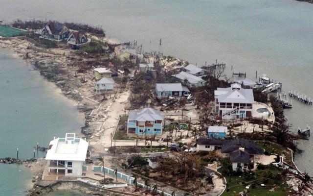 Continúa la búsqueda de sobrevivientes tras paso de Dorian por Bahamas - Foto de EFE