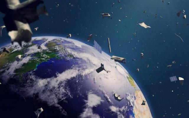 Científicos rusos patentan sistema para recoger basura espacial - Foto de Eulixe