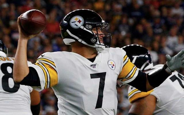 Steelers pierden a Roethlisberger para el resto de la temporada - ben roethlisberger fuera el resto de la temporada con los steelers