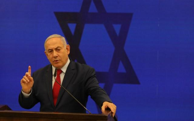 Israel y EE.UU. negocian tratado de defensa mutua - Benjamin Netanyahu Israel