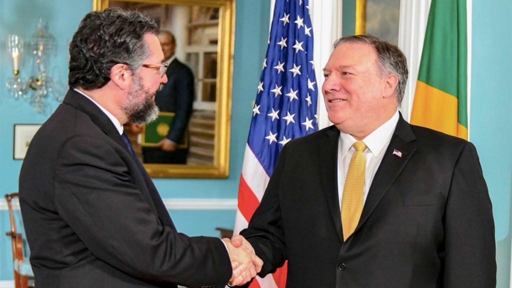 Brasil y Estados Unidos refrendan su alianza económica y diplomática - brasil estados unidos alianza