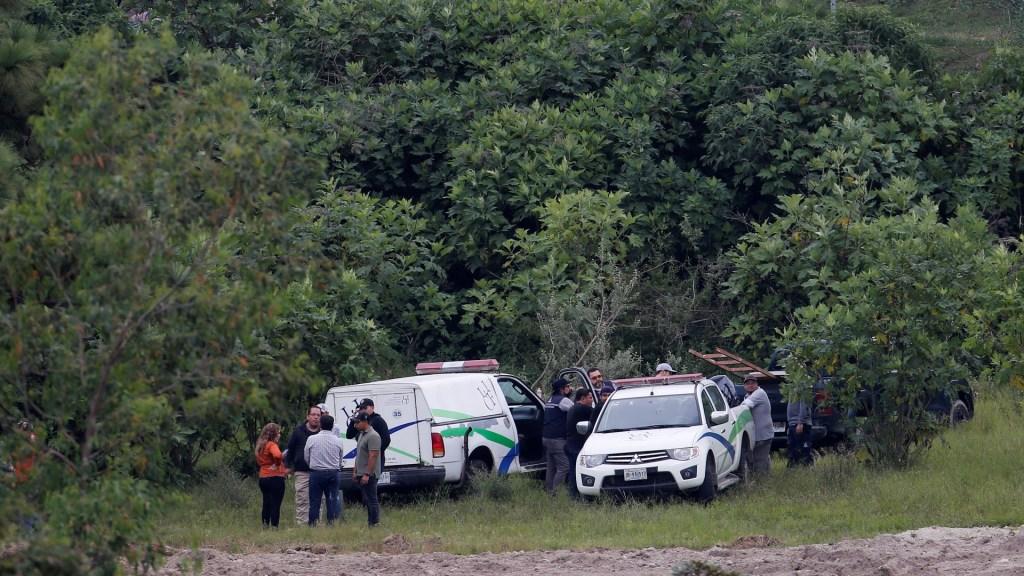 Valoran ampliar zona de búsqueda de restos humanos en fosa de Jalisco. Noticias en tiempo real
