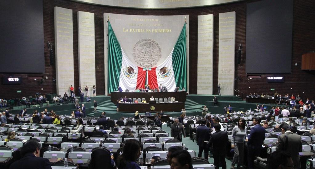Diputados citan a comparecer a siete secretarios por glosa del Informe de Gobierno - Foto de Notimex