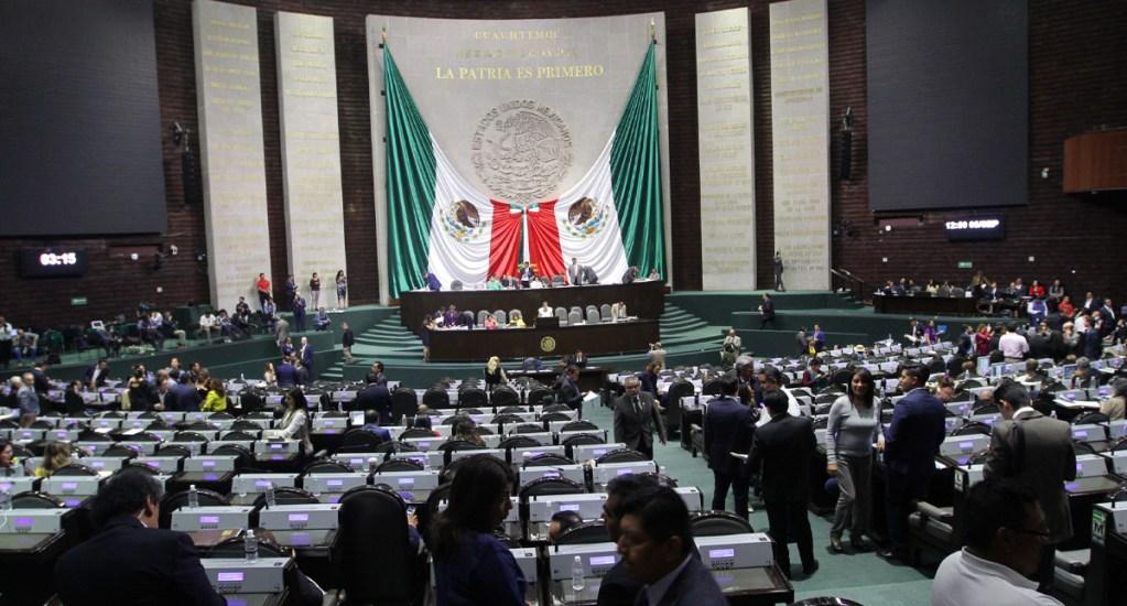 Aprueban diputados ley de etiquetado para alimentos - Cámara de Diputados. Foto de Archivo Notimex.
