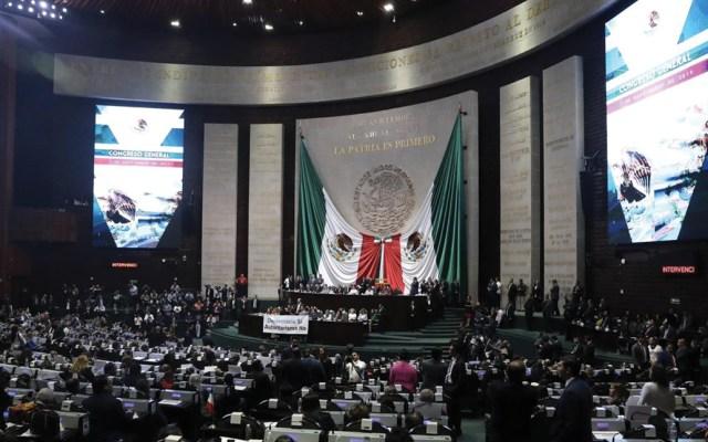 PAN tomará acciones por retención de la Mesa Directiva en San Lázaro - Foto de Cámara de Diputados