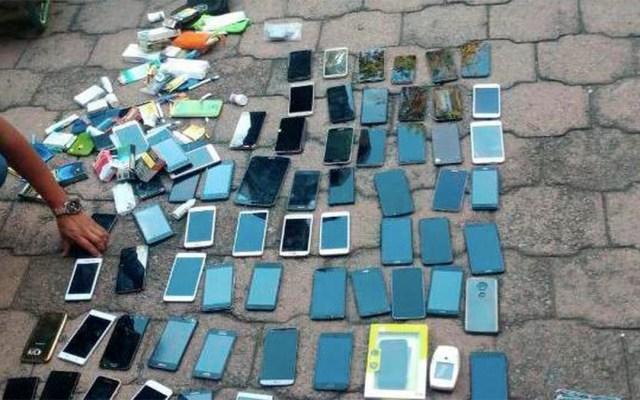 Decomisan 90 celulares y 380 cajas de medicinas en tianguis en Tlalpan - celulares decomisados tianguis tlalpan