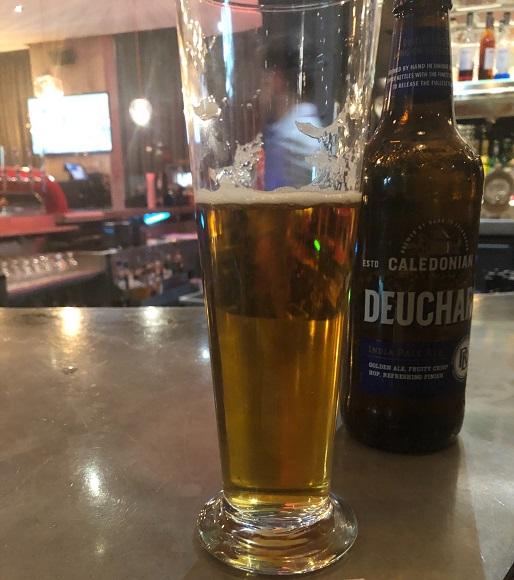 Cerveza que cobraron en más de 67 mil dólares. Foto de @plalor