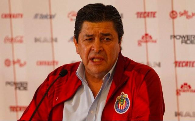 Fernando Tena elogia calidad de seleccionados del Tri para Preolímpico - Luis Fernando Tena