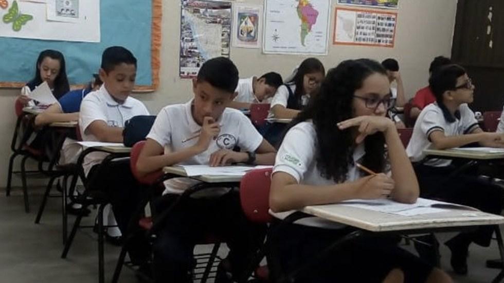 Suspenden clases en cuatro municipios de Sonora por lluvias - Foto de Secretaría de Educación de Sonora