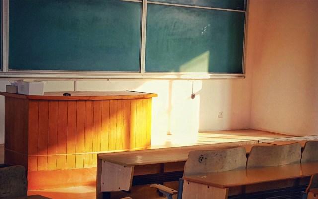 Continúa suspensión de clases en 11 municipios de Sinaloa por frente frío - Clases salón escuela plantel