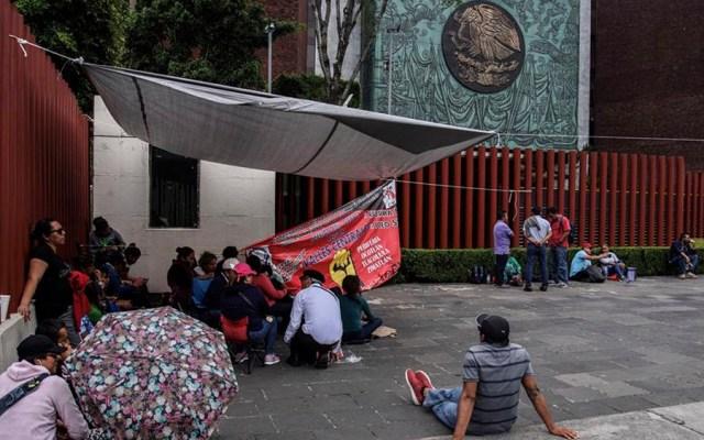 Ojalá se dialogue y lleguen a acuerdos con la CNTE: López Obrador - cnte camara de diputados