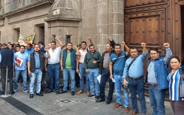CNTE mantendrá este jueves plantón en inmediaciones de la Cámara de Diputados - CNTE mantendrá este jueves plantón en inmediaciones de la Cámara de Diputados