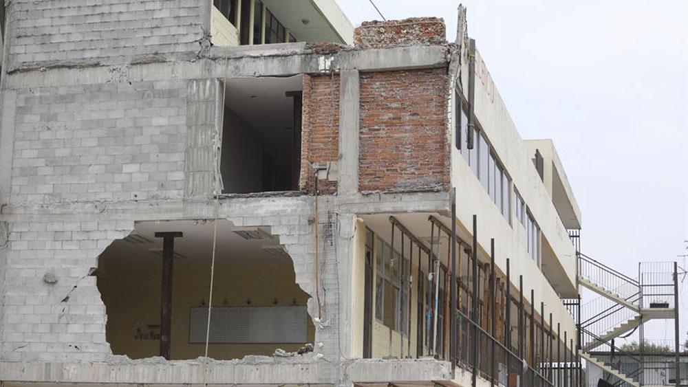 Persisten inconsistencias en información de reconstrucción de escuelas: IMCO - Colegio Rébsamen sismo