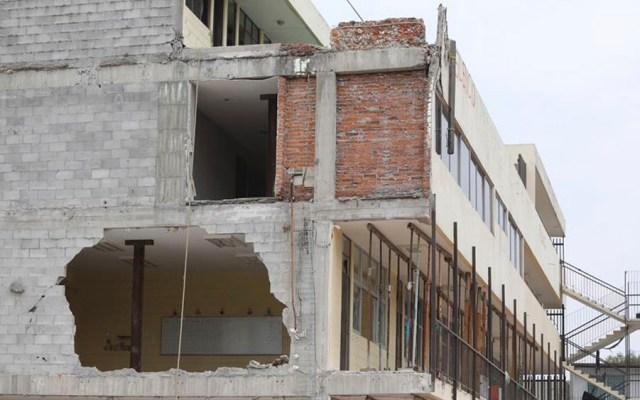 Detienen a Director Responsable de Obra del Colegio Rébsamen - Colegio Rébsamen sismo