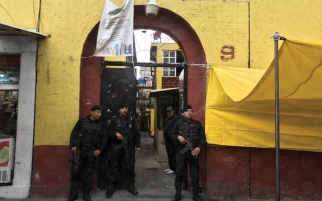Decomisan una tonelada de mariguana en la colonia Morelos - Foto de @MrElDiablo8