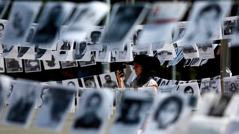 Comisión Nacional de Búsqueda de Personas reconoce crisis en México - crisis desaparición de personas méxico Comisión Nacional de Búsqueda de Personas