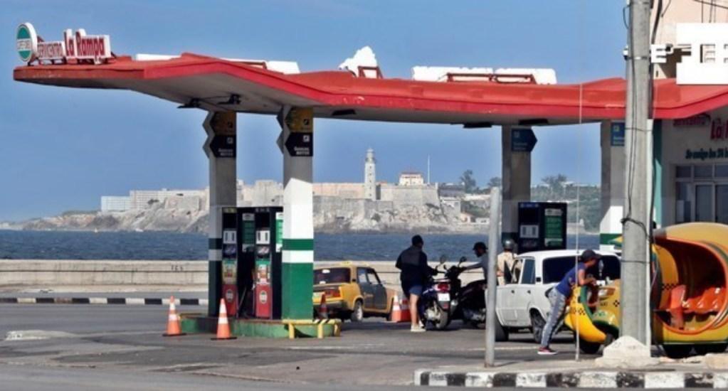 Inicia aplicación de restricciones en Cuba por crisis energética - Crisis energética Cuba gasolina diésel