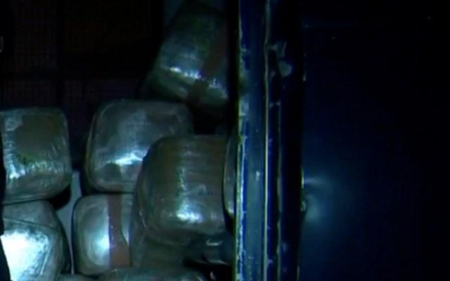 Decomiso de mariguana en Tepito alcanza las 3.5 toneladas - decomiso mariguana tepito