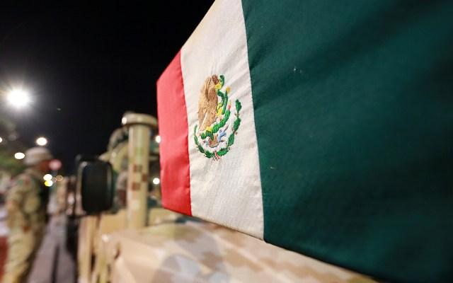 Cierran circulación en el Zócalo por Desfile Militar - Previo al Desfile Cívico Militar en conmemoración a la independencia de México. Foto de Notimex-Francisco Estrada.