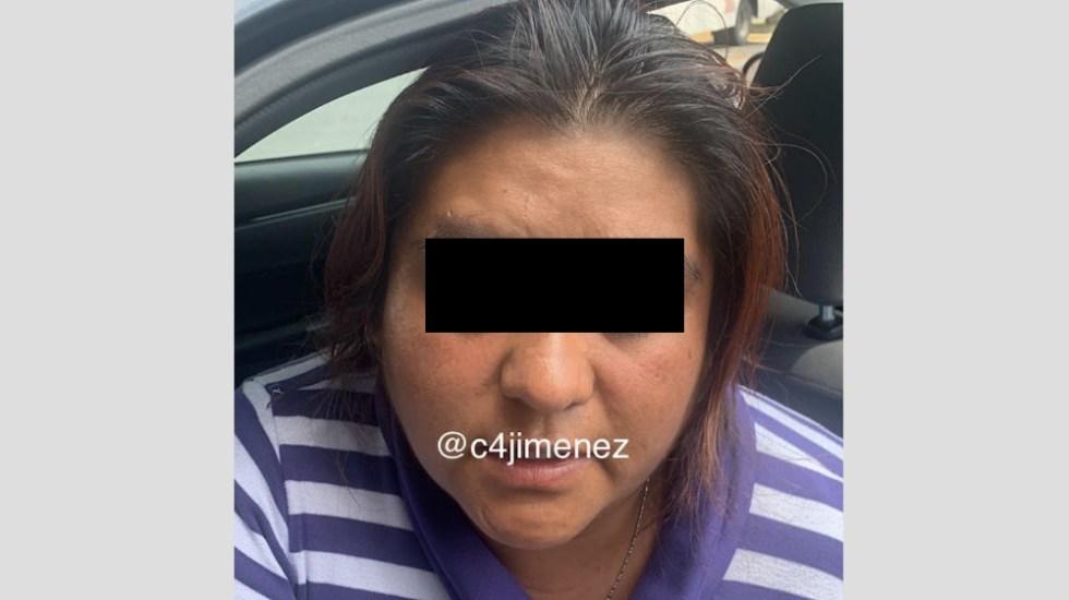 Una detenida por la muerte de mujer argentina en fraccionamiento del Edomex - Foto de @c4jimenez
