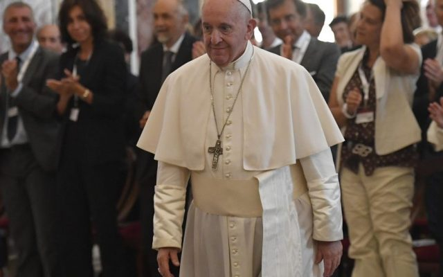 Medio ambiente y tumores son dos caras del mismo problema: papa - Discurso del papa Francisco a los miembros de la Asociación Italiana de Oncología Médica. Foto de Vatican News
