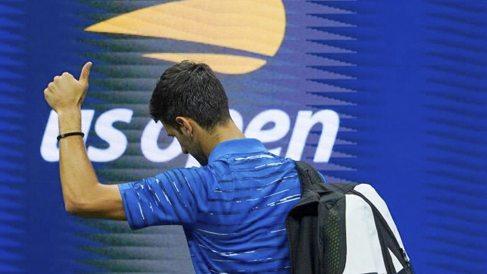 US Open comenzaría el próximo 31 de agosto, como estaba planeado - Djokovic us open