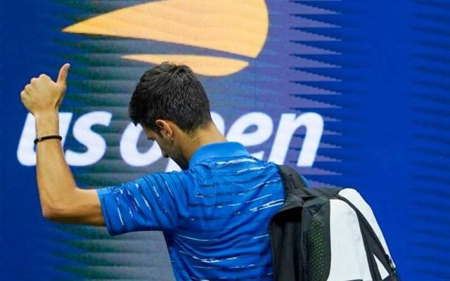 Djokovic se retira del Abierto de EE.UU. por lesión - Djokovic us open