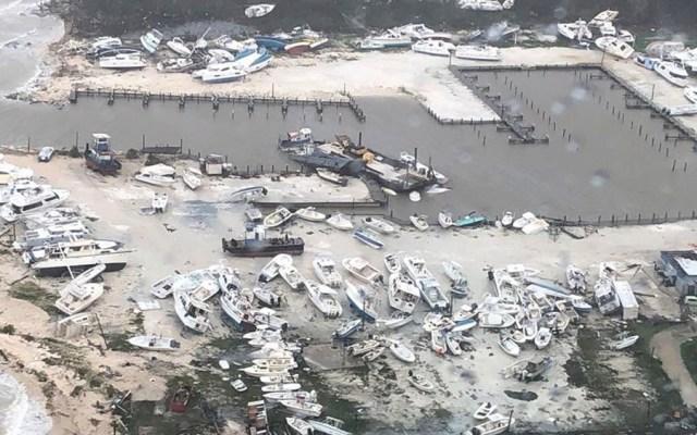 Dorian destruyó 13 mil viviendas en Bahamas, estima la Cruz Roja - dorian Bahamas