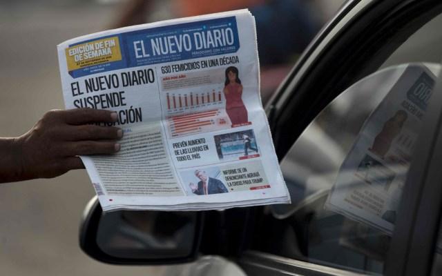 Cierran periódicos críticos al Gobierno de Nicaragua por falta de recursos - Periódico El Nuevo Diario