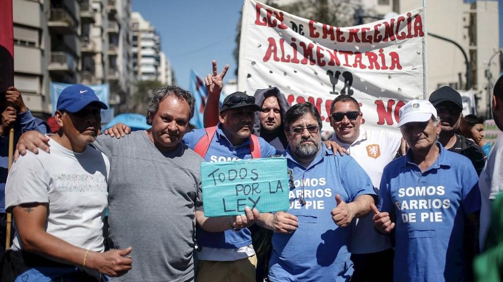 Senado de Argentina aprueba ampliar emergencia alimentaria - Emergencia alimentaria Argentina Senado