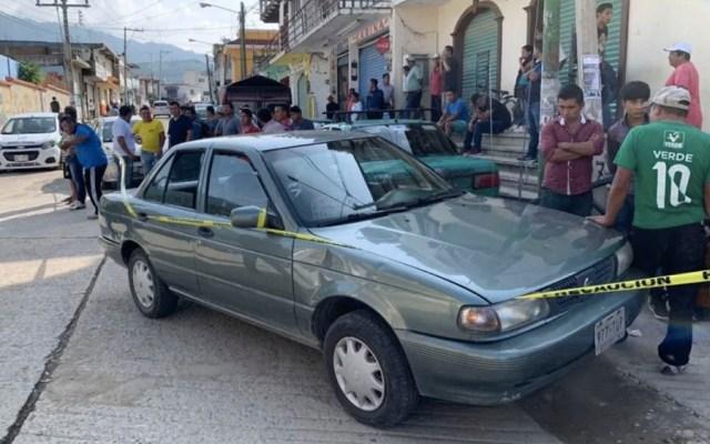 Enfrentamiento en Chiapas deja un elemento de la Guardia Nacional herido - enfrentamiento chiapas