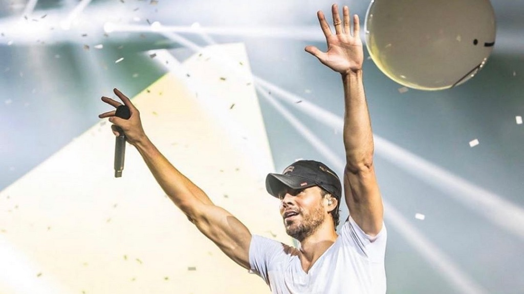 Enrique Iglesias lanzará disco de grandes éxitos. Noticias en tiempo real