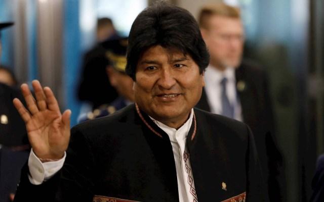 Evo Morales denuncia orden de aprehensión ilegal en su contra - Evo Morales Bolivia ONU