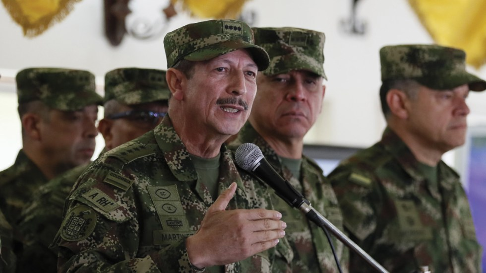 Aumenta a 14 el número de disidentes muertos en operación militar en Colombia - Foto de EFE