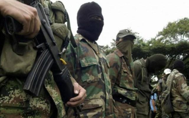 Suman 15 mil 140 desplazados por conflicto armado en Colombia - Foto de EFE