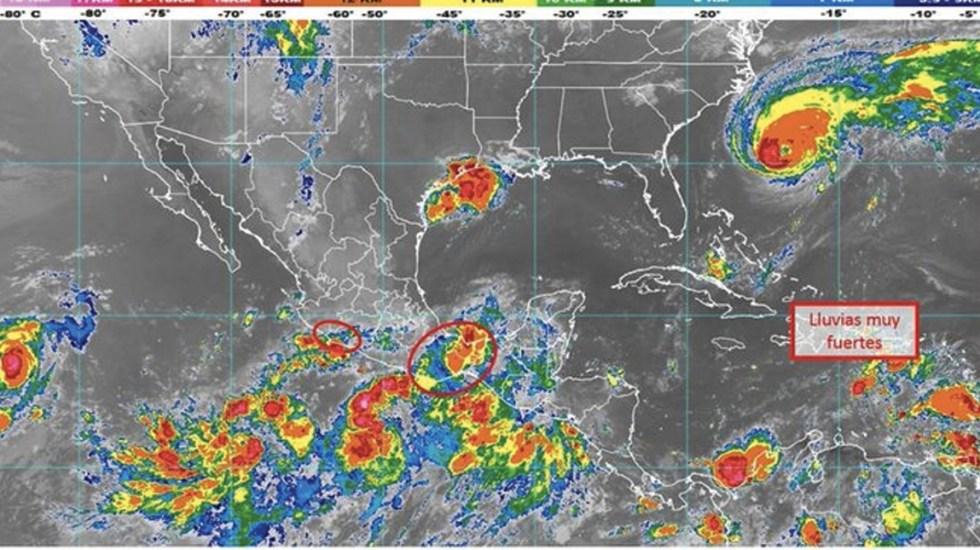 Estamos en el pico máximo de la temporada de ciclones: Hernández Unzón - Foto de Conagua