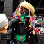 El Festival Cultural en el Zócalo - 90915062. Ciudad de México, 15 Sep 2019 (Notimex-Isaías Hernández).-Aspectos generales del Zócalo Capitalino. La gente empieza a llegar a la plancha del Zócalo previo al grito de Independencia. Ciudad de México, 15 de septiembre de 2019. NOTIMEX/FOTO/ISAÍAS HERNÁNDEZ/IHH/HUM