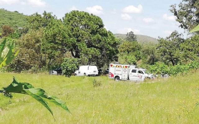 Hallan fosa clandestina con al menos 25 cadáveres en Jalisco - fosa clandestina jalisco bolsas restos humanos