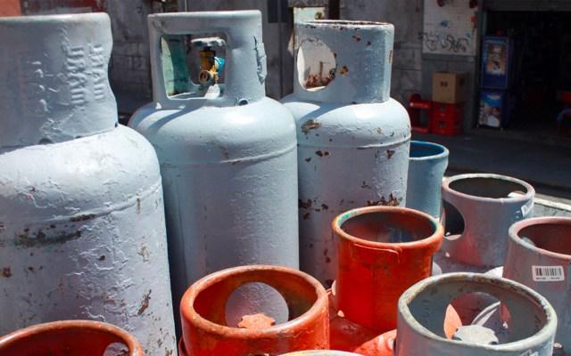 Gas LP baja de precio en septiembre - Gas LP