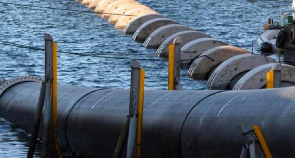 Inicia operaciones gasoducto Texas-Tuxpan con casi un año de retraso. Noticias en tiempo real