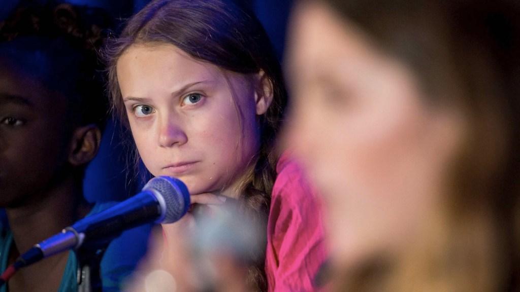Greta Thunberg asegura que no perdería su tiempo hablando con Donald Trump - Greta Thunberg activista