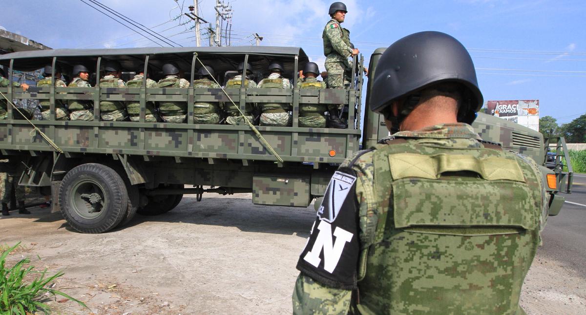 Enfrentamiento entre Guardia Nacional y delincuentes deja ocho muertos, en Irapuato