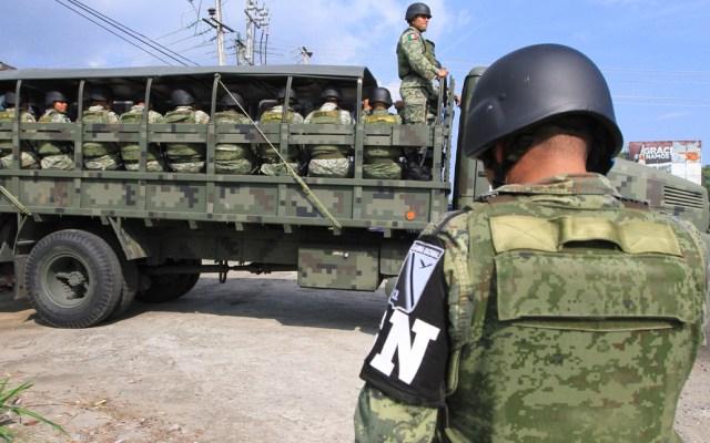 Guardia Nacional abate en Irapuato a 7 civiles armados; un efectivo murió - Guardia Nacional