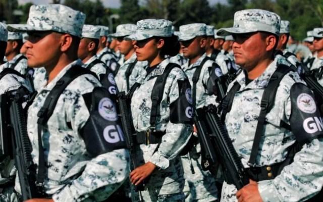 Guardia Nacional debutará en el desfile militar - Guardia Nacional