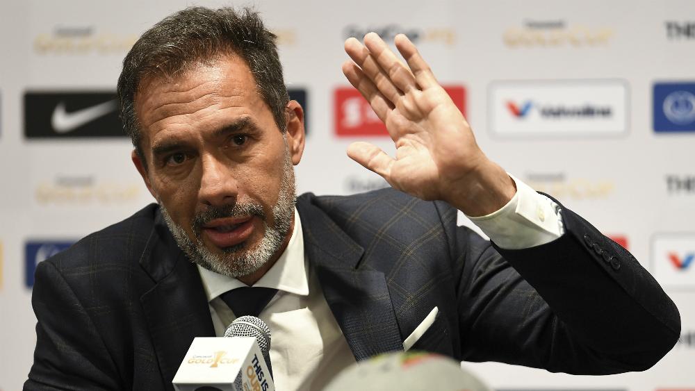 Gustavo Matosas deja la selección de Costa Rica. Noticias en tiempo real