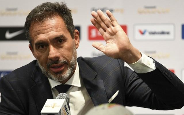 Gustavo Matosas deja la selección de Costa Rica - Foto de Mexsport
