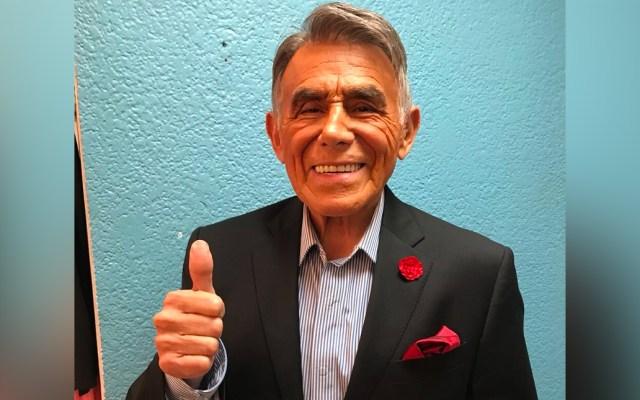 Operan con éxito a Héctor Suárez - Héctor Suárez