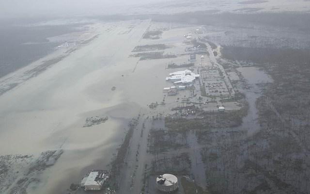 """Dorian provoca la """"peor catástrofe"""" en la historia de Bahamas - Huracán Dorian Bahamas daños"""