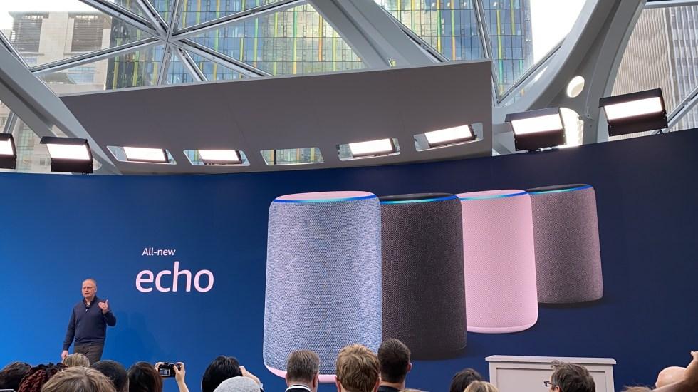 Alexa llega a lentes, microondas, bocinas, anillos y audífonos